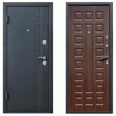 Входная дверь Дверной континент Сити 1 венге