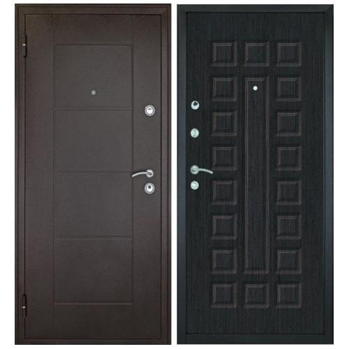 Входная дверь ФОРПОСТ КВАДРО (ВЕНГЕ)