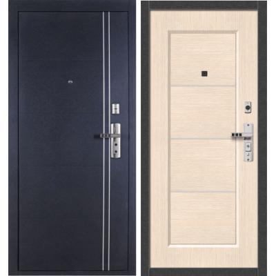 Входная дверь Форпост 128С беленый дуб
