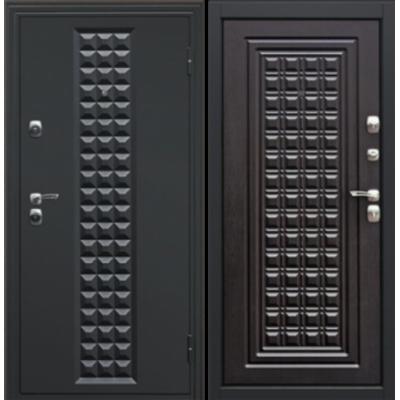Входная дверь Дверной континент КОНТУР Венге
