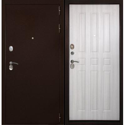 Входная дверь Дверной континент ГАРАНТ БЕЛЕНЫЙ ДУБ
