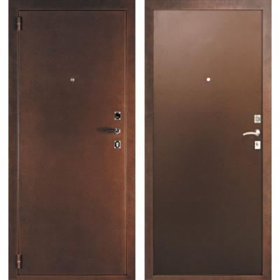 Входная дверь Дверной континент СТАНДАРТ (АЛЬФА)